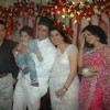 Tanaaz Irani at Rushad Rana's Wedding Reception Jogeshwari. .