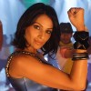 Bipasha Basu showing her muscles