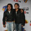 Rajeev Surti and Marzi Pestonji at launch of Dance India Dance at ITC parel, Mumbai. .