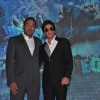 "Shahrukh Khan and Sameer Nair launch Imagine Indian television's new mega show ""Zor Ka Jhatka"" at Grand Hyatt Hotel"