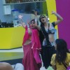Bigg Boss -4 Contestants performing for Farah Khan in the house