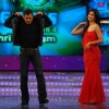 Salmaan and Katrina on Bigg Boss Season 4