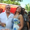 Vijay Mallya and Sameera Reddy at Kingfisher Calendar Launch 2011. .