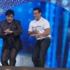 Govinda and Salman Khan at COLORS Umang 2011. .