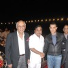 Aamir Khan with Yash Chopra and RR Patil at COLORS Umang 2011. .
