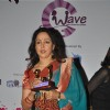 Hema Malini at Pearls Waves Concert, Bandra Kurla Complex in Mumbai. .