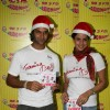 Gul Panag and Purab Kohli at Radio Mirchi to promote Turning 30! film, Lower Parel. .