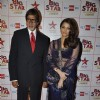 Bollywood celebrities at the Big Star Entertainment Awards held at Bhavans College Grounds in Andheri, Mumbai