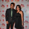 Deepshikha Nagpal at the Big Star Entertainment Awards held at Bhavans College Grounds in Andheri