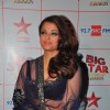 Aishwarya Rai at the Big Star Entertainment Awards held at Bhavans College Grounds in Andheri, Mumba