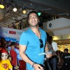 "Ajay Devgan at Promotion of movie  ""Toonpur Ka Super Hero"" at oberoi mall, Mumbai"