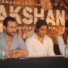 Press Conf. for the Prakash Jha's upcoming movie ''Aarakashan'' at Novatel, Mumbai