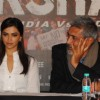 Deepika Padukone at Press Conf. for the Prakash Jha's upcoming movie ''Aarakshan'' at Novatel, Mumba