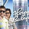 Poster of Heyy Babyy with Akshay,Fardeen,Vidya and Ritesh