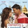 Poster of Namastey London movie