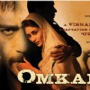 Poster of Omkara introducing Ajay,Saif, and Kareena