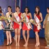 Indian Princess 2011 Sash Ceremony at Atharva College in Mumbai. .