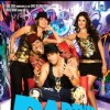 Partner poster with Salman,Govinda,Lara and Katrina