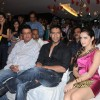 Ajay Devgan and Shazahn Padamsee in Dil To Baccha Hai Ji music launch at Cinemax