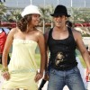 Lara Dutta dancing with Salman Khan