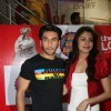 Ranvir and Anushka at Loot store at Goregaon