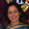 Hema Malini attend a press conference for complition of 50 years Lions Club of Howrah at a city hotel in Kolkata