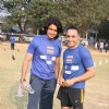 Get Fit for the Mumbai Marathon with Rahul Bose and The Foundation. .