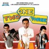 One Two Three poster with Paresh Rawal,Sunil Shetty and Tusshar Kapoor