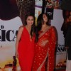 Rani Mukherjee and Vidya Balan at their film No One Killed Jessica Premiere. .