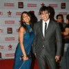 Vivek Oberoi with his wife at 17th Annual Star Screen Awards 2011