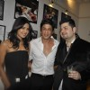 Priyanka Chopra and Shahrukh Khan grace Dabboo Ratnani Calendar Launch at Olive, Bandra, Mumbai. .