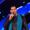 The Great Khali first runner up of Big Boss season 4 grand finale. .