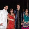 Aamir Khan, Avantika Malik, Imran Khan & Kiran Rao at sangeet photos. .