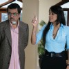 Sameera Reddy shouting on Paresh Rawal