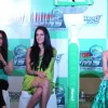 Preity, Malaika and Neha Dhupia at 'Gillette PMS campaign' event