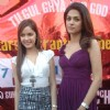 Shazahn Padamsee and Shraddha Das at Dil Toh Baccha Hai Ji Kite Flying Event