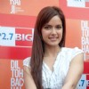 Shazahn Padamsee at Dil Toh Baccha Hai Ji Kite Flying Event
