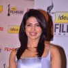 Priyanka at the Filmfare Awards press meet at JW Marriott. .
