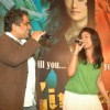 Kunal Ganjawal and Sunidhi Chauhan in Yeh Saali Zindagi music launch at Marimba Lounge. .