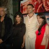 Chitrangda, Aditi Rao and Arunoday at the Yeh Saali Zindagi music launch at Marimba Lounge. .