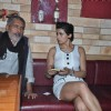 Gul Panag and Prakash Jha at film �Turning 30!!!� promotional event