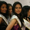 Models at the 'Indian Princess' nomination round