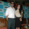 Neha Dhupia and Rajat Kapoor at Phas Gaye Re Obama DVD launch at Inorbit Mall