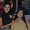 Maddalsa Sharma and Sheela Sharma launch the music of Angel film at Dockyard