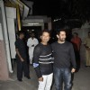 Aamir Khan and Sachin Tendulkar bond at 'Dhobi Ghat' screening. .