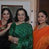 Gracy Singh and Asha Parekh at Classical Concert
