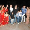 Arbaaz Khan, Sanjay Kapoor and Sohail Khan with his kids in Sameer Soni and Neelam Kothari's wedding