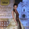 Shazahn Padamsee walks the ramp for Shabana Azmi's charity show 'Mizwan'