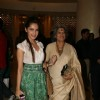 Shazahn Padamsee and Dolly Thakore grace Shabana Azmi's charity show 'Mizwan Sonnets in fabric'