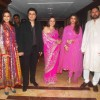 Aishwarya Rai, Sonali Bendre, Goldie Behl and Shristi Arya in Sameer Soni and Neelam's wedding recep